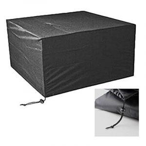 Xiliy Meubles Haute Qualite Table Couverture Oxford Polyester Housse de Protection pour Rectangulaire Meuble de Jardin(242 x 162 x 100 cm) de la marque Xiliy image 0 produit