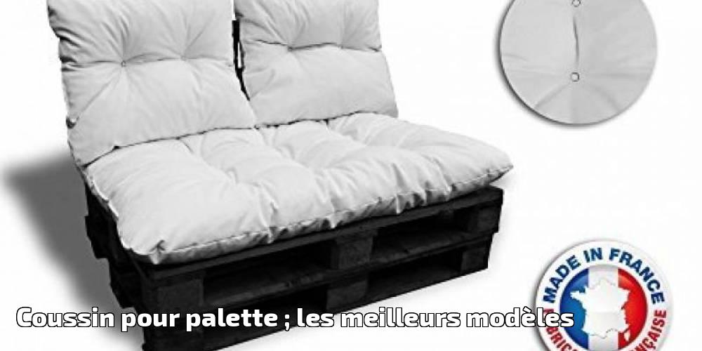coussin pour palette les meilleurs mod les pour 2018 meilleur jardin. Black Bedroom Furniture Sets. Home Design Ideas