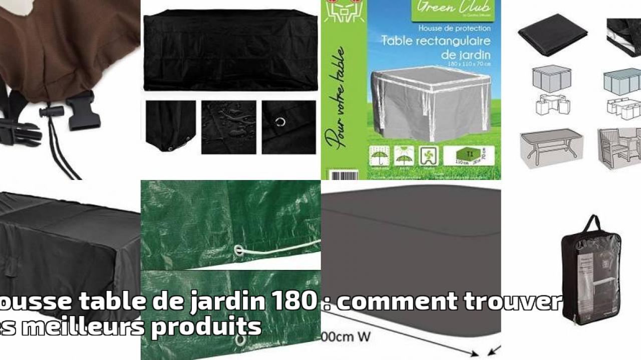 Meuble jardin Housse de protection Protection Capot Capot de ...